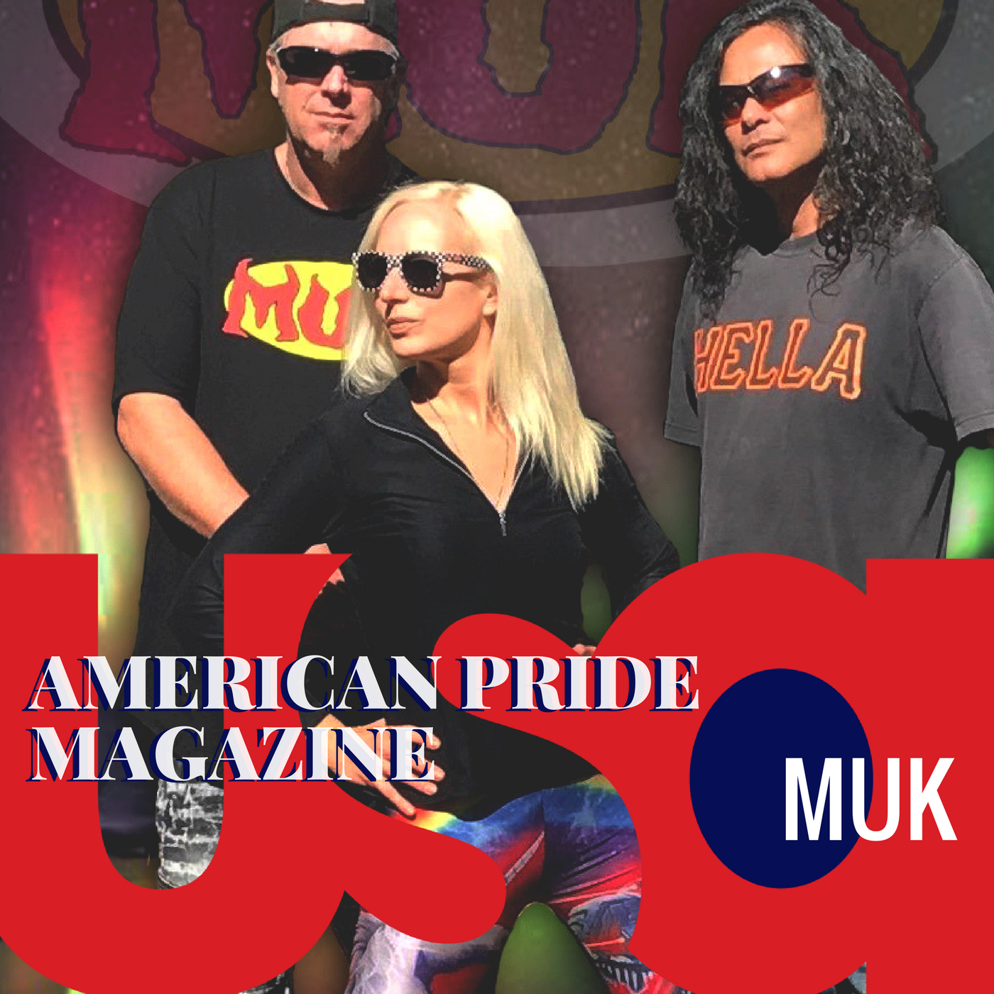 California Band MUK Comes Back After a Long Break