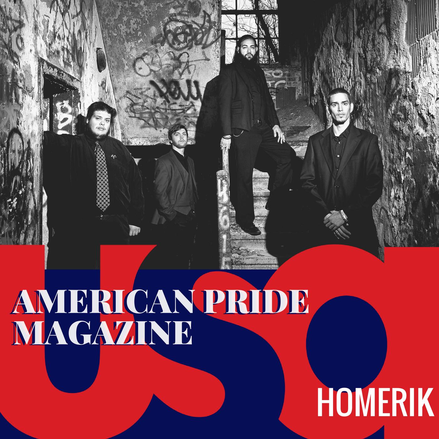 Homerik What Inspires Their Music