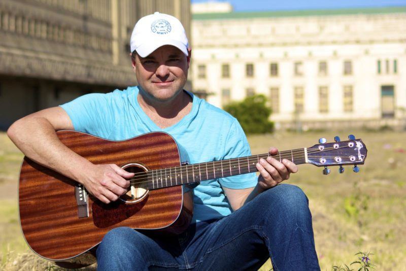 Todd Barrow Making Real Country Music