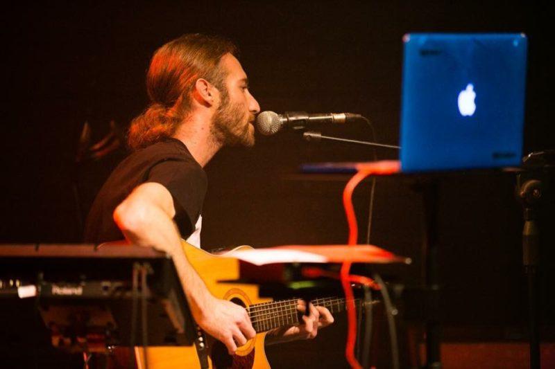 Behind The New Album by Omer Goren A.K.A Electrockrat