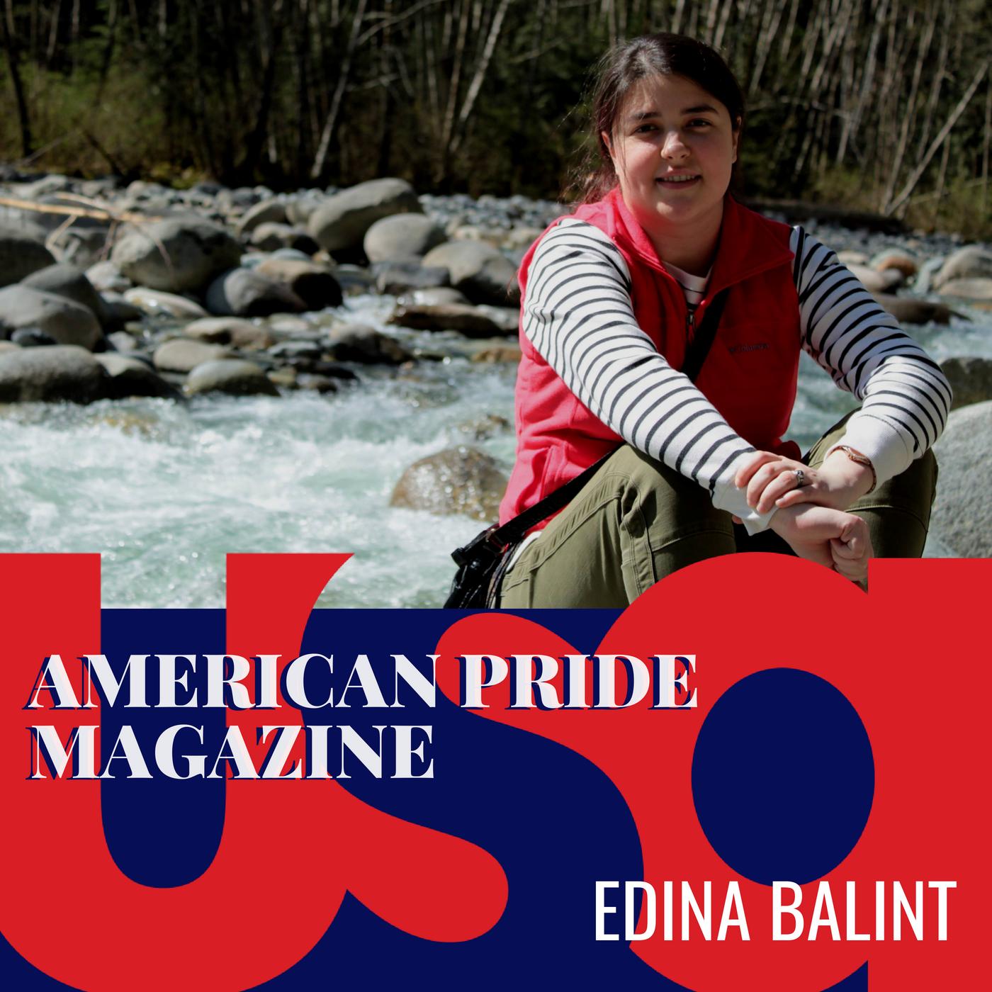 Edina Balint Her New Release Seaside Boulevard