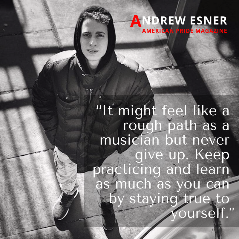 Songwriter Andrew Esner : Creating Music That Moves You
