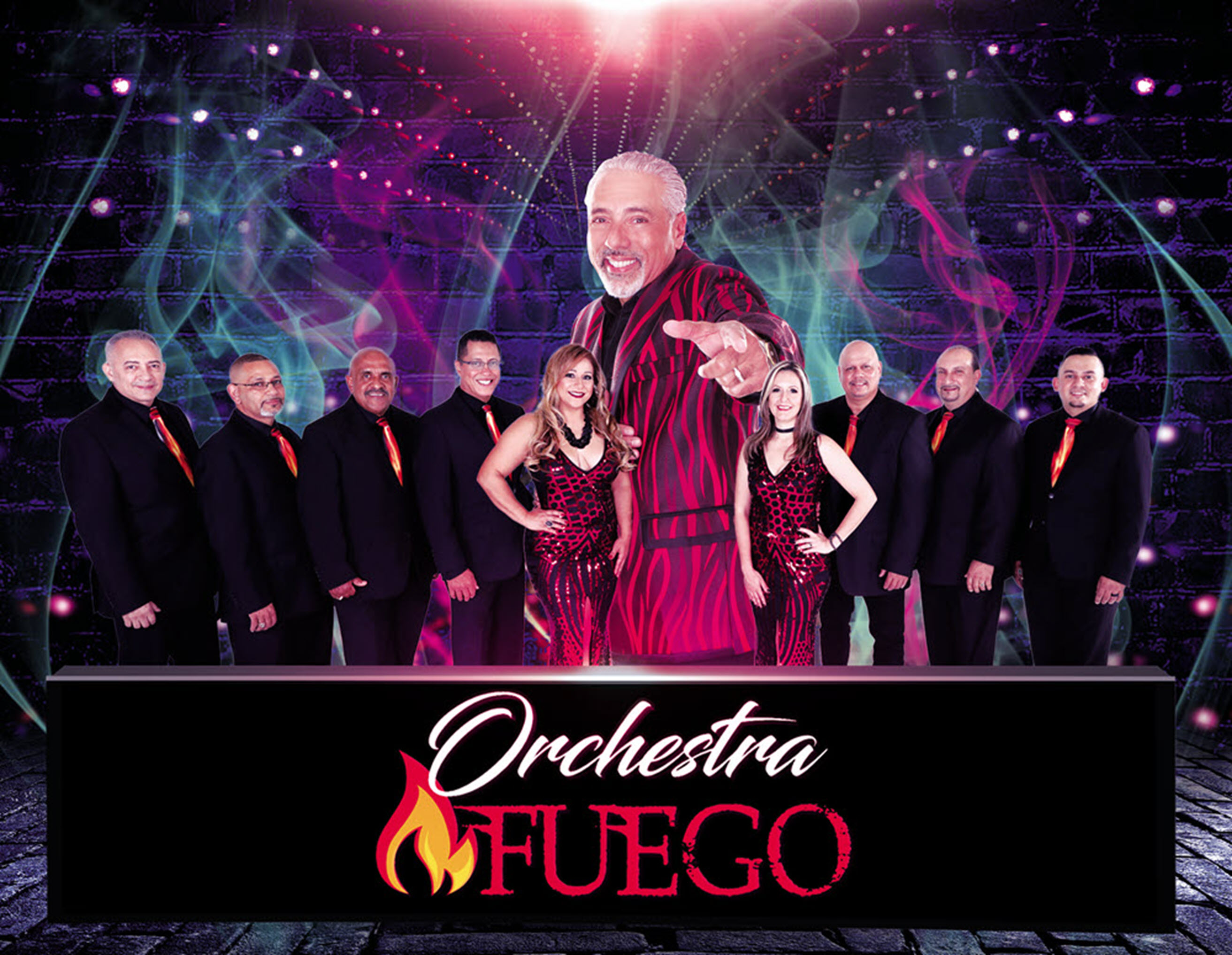 Orchestra Fuego is Paving the way for Latin artist
