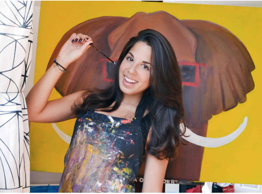 How My Art Went Viral and I Became a Full-Time Artist | Amanda Oleander