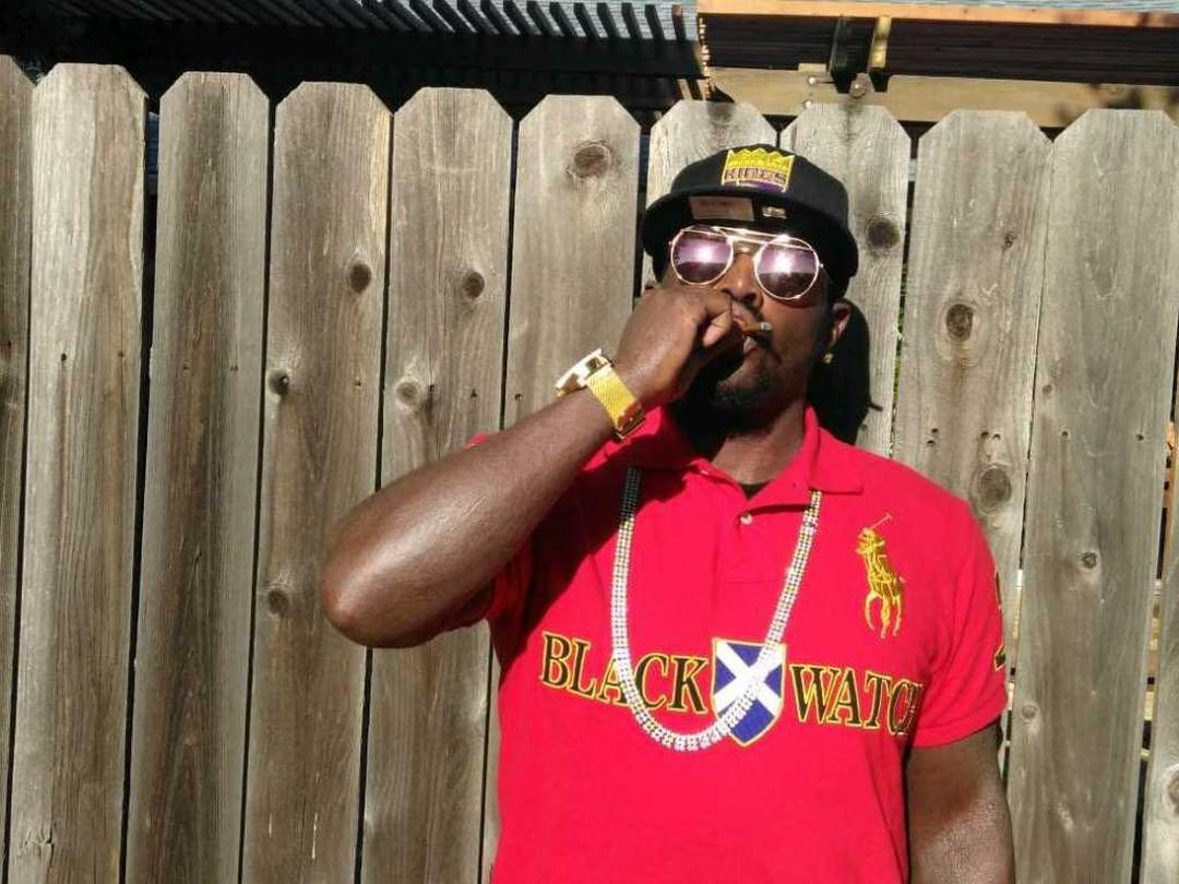 A-Ron Da Ikon a Rapper Turns to Poetry Fueled by Pain