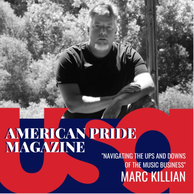 Marc Killian navigating the music business